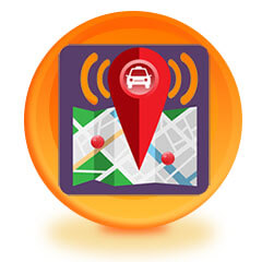Overt Vehicle Tracking For Theft Monitoring in Reading